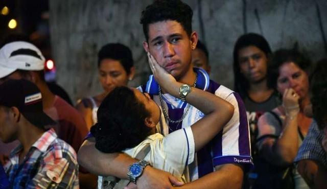 Dos exalumnos perpetran matanza en un colegio de Sao Paulo