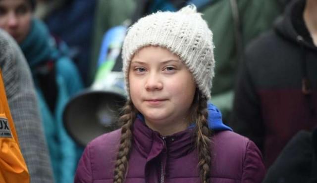 Proponen a la adolescente sueca Greta Thunberg para el Nobel por la Paz