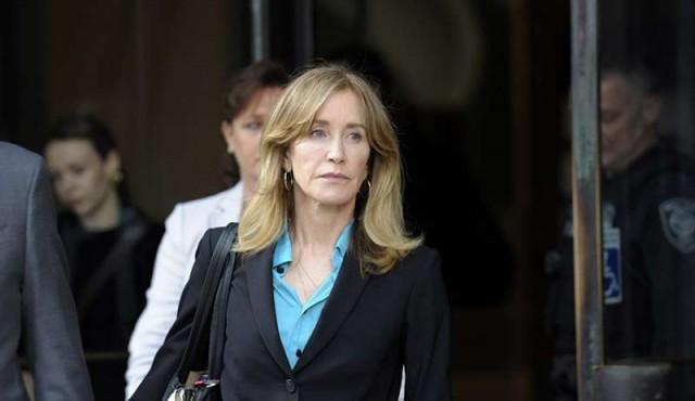 Actriz Felicity Huffman se declara culpable en escándalo de admisiones universitarias
