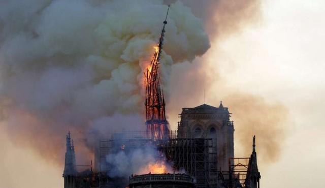 El incendio de Notre Dame da paso al vía crucis de la reconstrucción