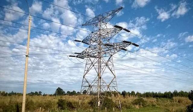 Fuerte incremento en la exportación de energía eléctrica