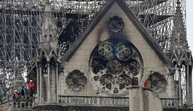 Los uruguayos del coro de Notre Dame con futuro incierto