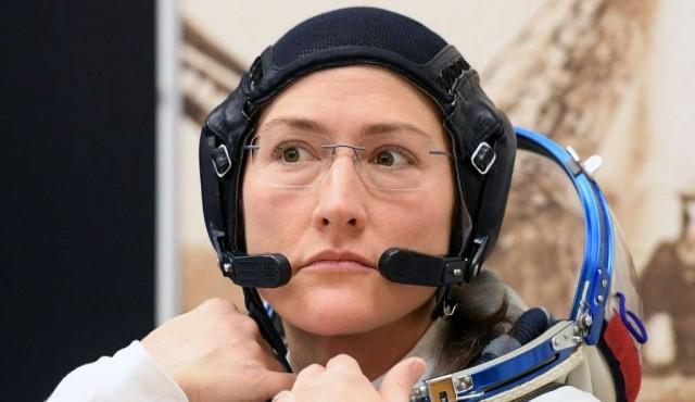 Astronauta de EEUU batirá el récord de permanencia femenina en el espacio