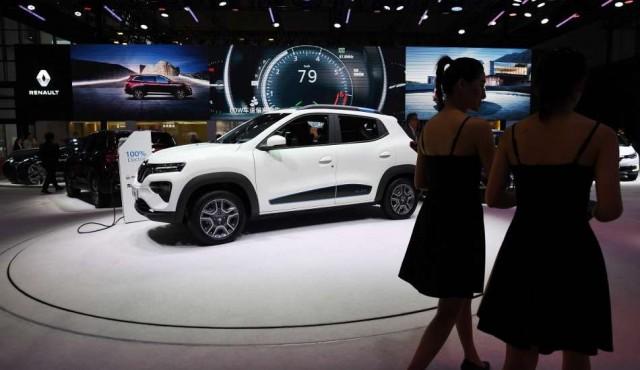 China, líder mundial de los autos eléctricos