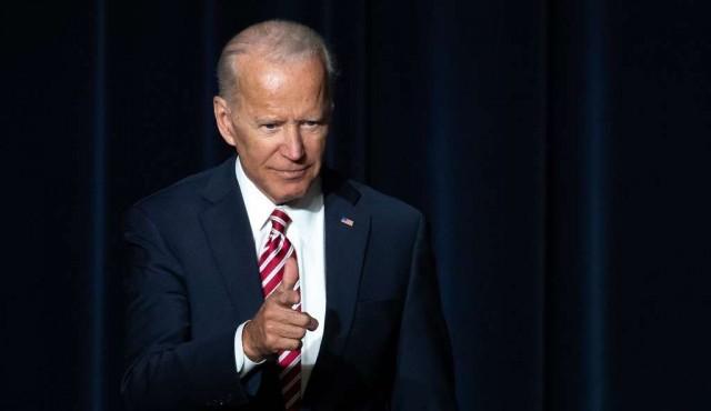 Joe Biden oficializó su candidatura