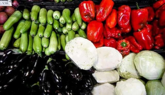 """Preocupación por """"bajo nivel"""" de precios de frutas y verduras"""
