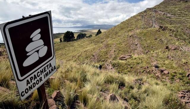Bolivia busca rehabilitar ruta preincaica que unió la región andina