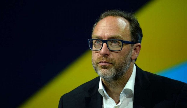 Jimmy Wales, cofundador de Wikipedia, aún cree en un internet universal