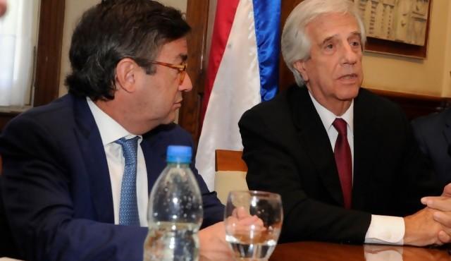 """Acuerdo con BID para el Ferrocarril Central: """"Uruguay tiene toda la capacidad para convertirse en un país desarrollado"""""""