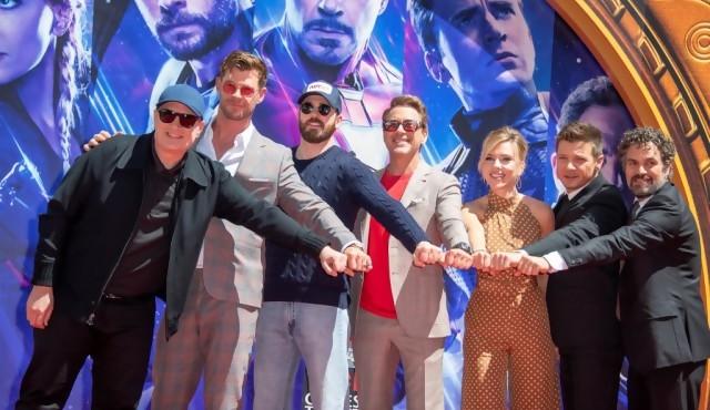 Avengers: Endgame se acerca al trono de la más taquillera de la historia