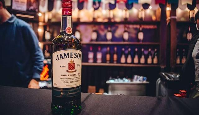 Jameson celebró el noveno aniversario de la fiesta Brookl&n