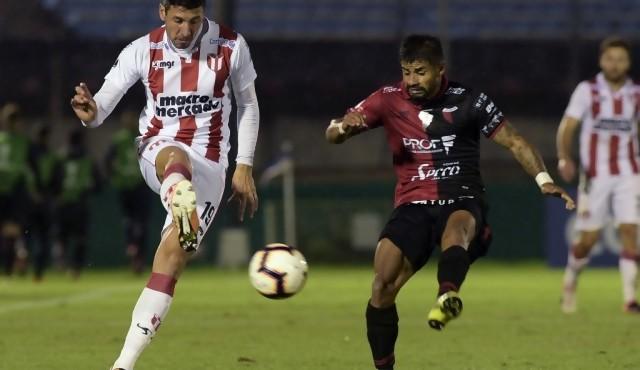 River empató sin goles con Colón de Santa Fe