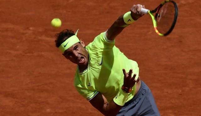 Thiem por la misma parte del cuadro que Nadal en Roland Garros