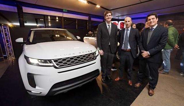 Llegó a Uruguay el sucesor de un modelo icónico: se presentó el New Range Rover Evoque