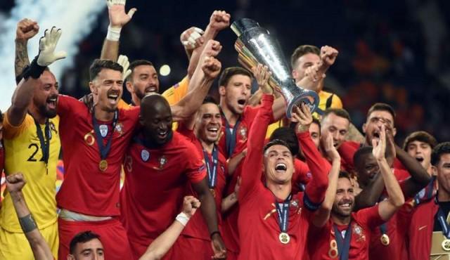 Portugal inaugura el palmarés de la Liga de Naciones