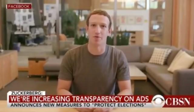 Instagram mantendrá publicado el video trucado de Mark Zuckerberg