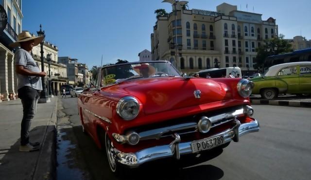 Sin cruceros de EEUU, La Habana Vieja queda huérfana