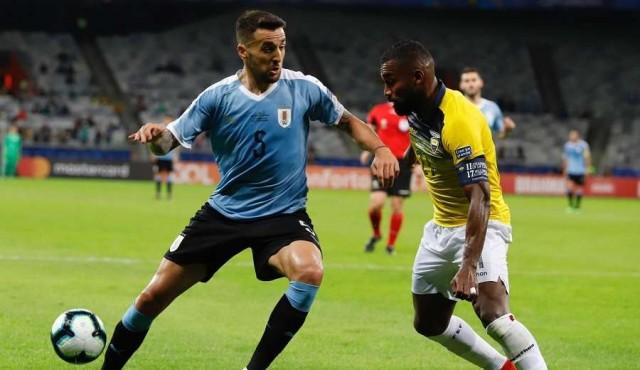 Matías Vecino se perderá el resto de la Copa América