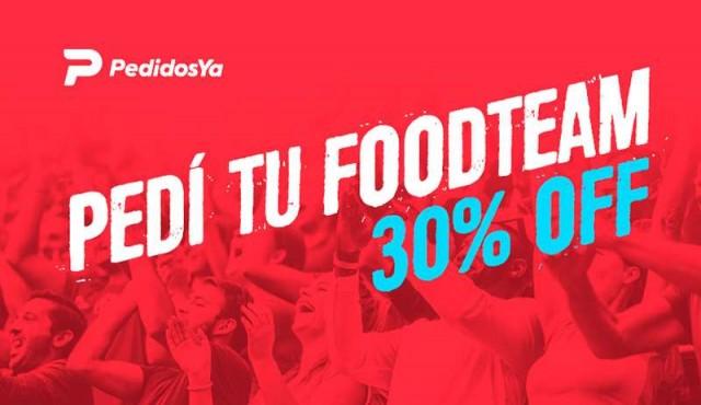 PedidosYa ofrece descuento de 30% a sus usuarios durante la Copa América
