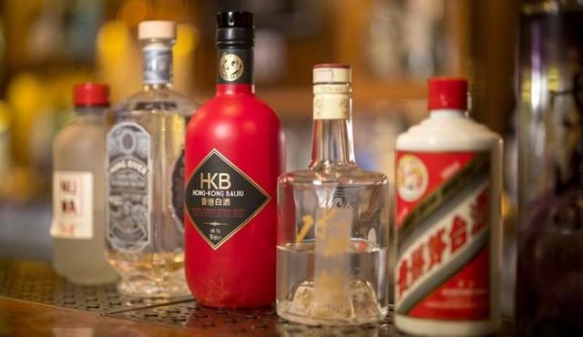 El baijiu, alcohol nacional chino, quiere dejarse probar en el extranjero