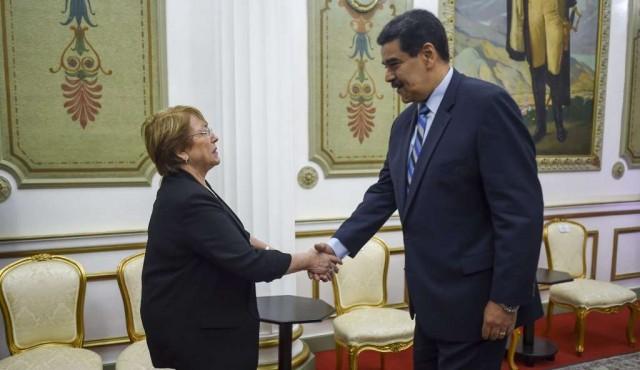 """""""Creo que la Bachelet dio un paso en falso a leer un informe que le dictaron"""""""