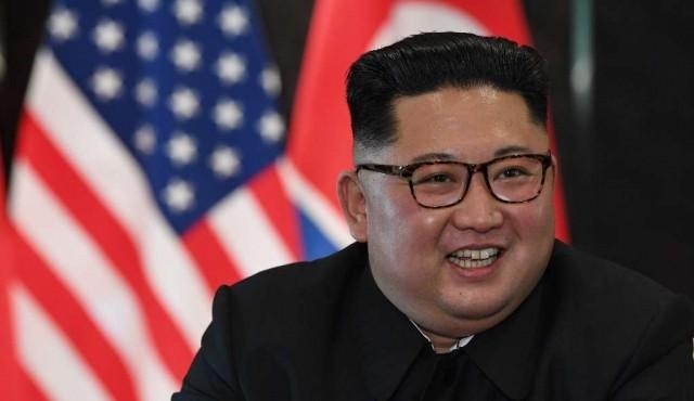 """Kim Jong Un dice que recibió una carta """"excelente"""" de Donald Trump"""