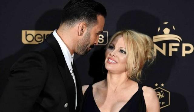 Pamela Anderson termina su relación por infidelidad