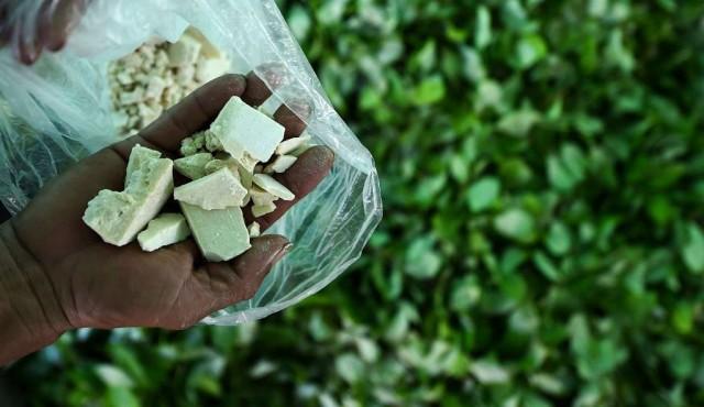 Impulsada por Colombia, producción de cocaína marcó récord mundial en 2017