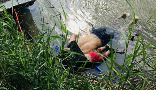 Migrantes ahogados: la historia detrás de la foto que conmueve al mundo