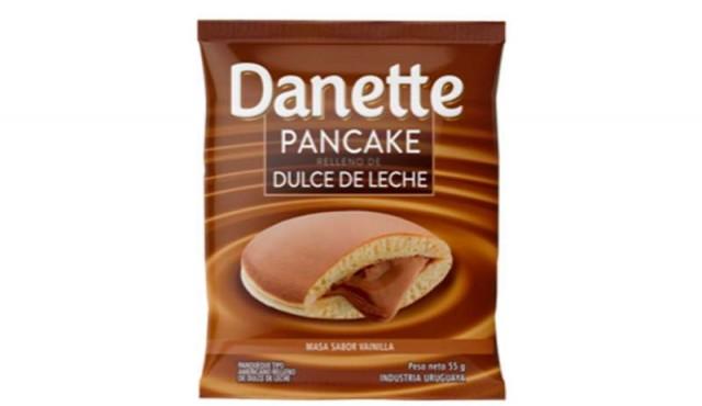 Llegaron los nuevos Danette Pancake: prácticos, esponjosos y con mucho relleno