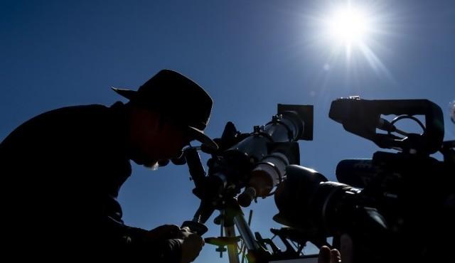 Cómo ver el eclipse de sol de este martes