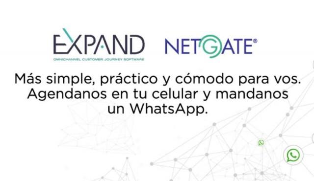 Netgate habilita WhatsApp Oficial