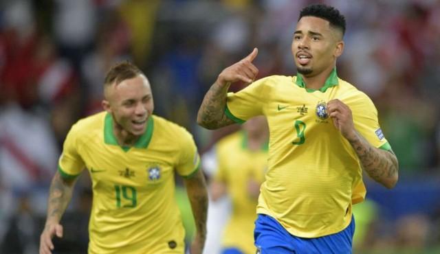 Brasil es el nuevo rey de América