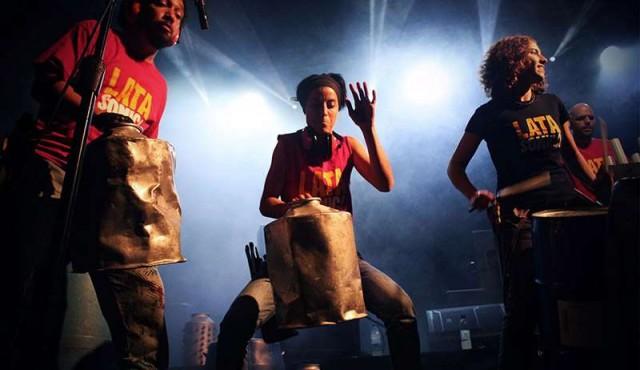 """SEMM celebra el Día del Niño con un espectáculo """"sin desperdicio"""""""