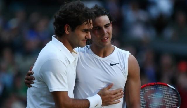 Nadal y Federer se enfrentan de nuevo en Wimbledon once años después