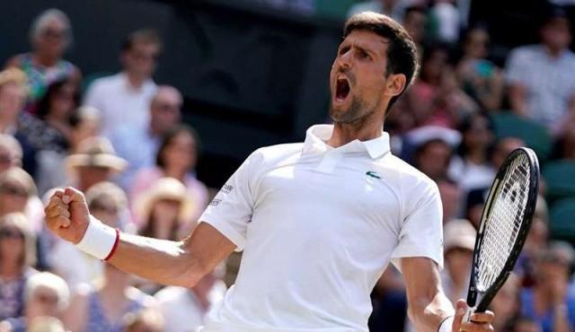 """Djokovic derrotó a un Roberto Bautista """"feliz"""" con su paso por Wimbledon"""