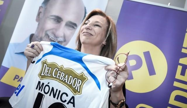Independientes confirmaron la fórmula Mieres-Bottero