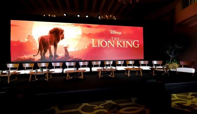 """El nuevo """"Rey León"""", una proeza tecnológica de Disney"""