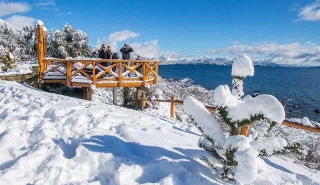 Bariloche espera recibir turistas uruguayos esta temporada