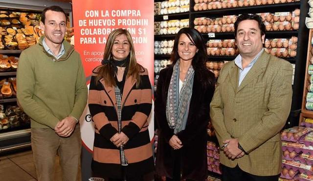 Grupo Disco y Prodhin iniciaron campaña solidaria para Corazoncitos