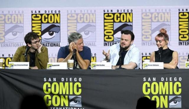 """Actores de """"Game of Thrones"""" defendieron el final de la serie en Comic-Con de San Diego"""
