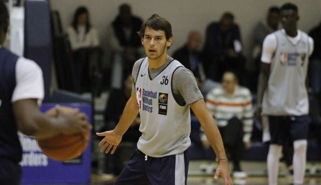 Vescovi, la promesa del básquetbol uruguayo que quiere llegar a la NBA