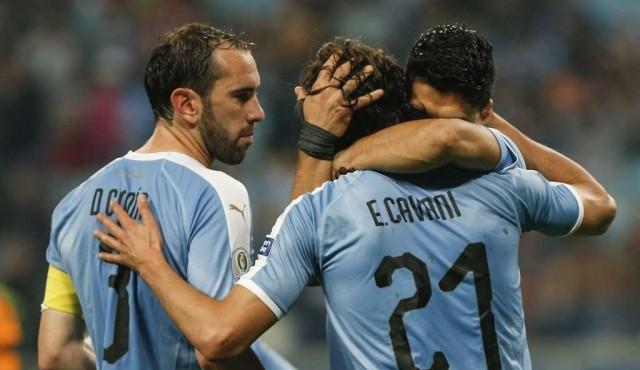 Uruguay subió al 5° puesto del ránking FIFA