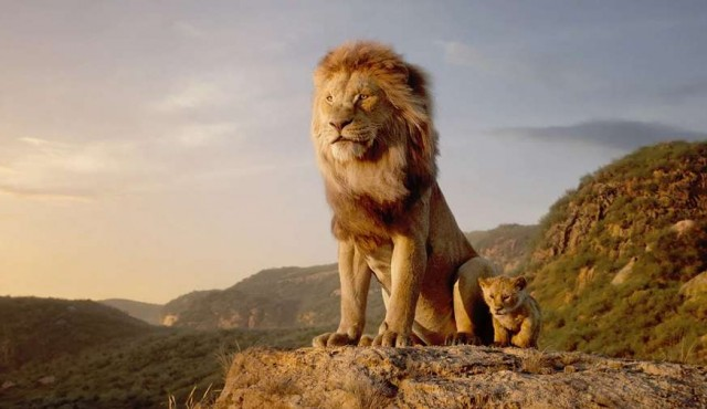 El Rey León es más fuerte que Tarantino en la taquilla norteamericana