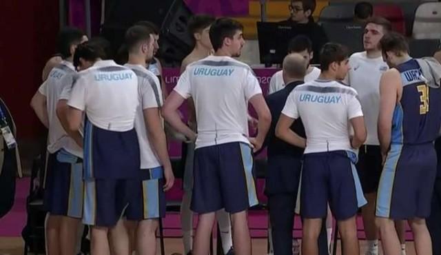 Argentina arrasó a Uruguay en básquetbol de Panamericanos