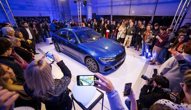 En su gran evento anual, BMW presentó un ícono renovado: el nuevo Serie 3