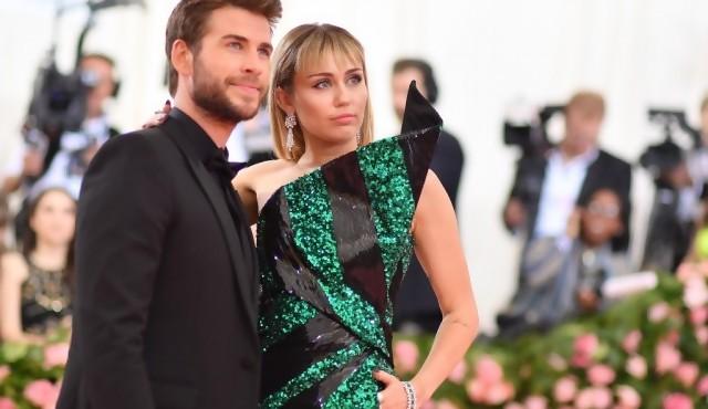 Miley Cyrus y Liam Hemsworth se separan tras ocho meses de matrimonio
