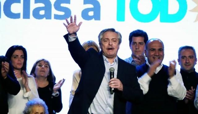 Alberto Fernández arranca como favorito en la carrera por la presidencia argentina