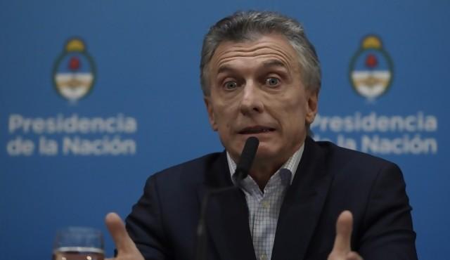 """Macri: """"estamos más pobres que antes de las PASO"""""""