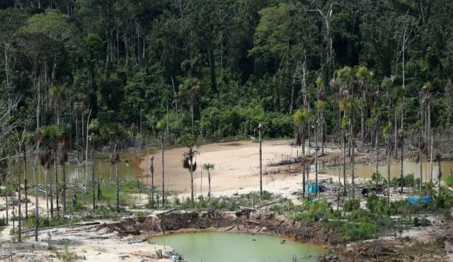 Los gobernadores de la Amazonía cargan contra Bolsonaro